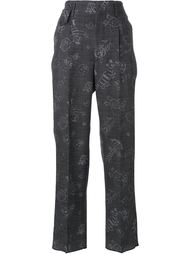 классические брюки Golden Goose Deluxe Brand