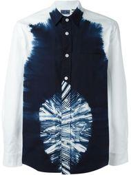 рубашка с узором  Blue Blue Japan