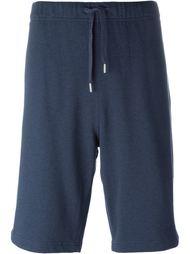 спортивные шорты с поясом на шнуровке Sunspel