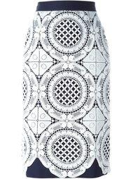 юбка на молнии  Marco Bologna