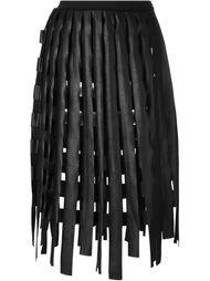 юбка с бахромой  Aviù