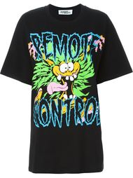 футболка с принтом  Jeremy Scott