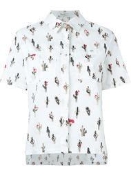 рубашка 'Cactus'  Kenzo