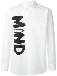 рубашка 'Mind' Comme Des Garçons Shirt