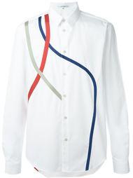 рубашка с аппликацией  Carven