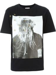 футболка с фото-принтом  Palm Angels