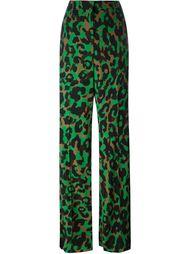 широкие брюки 'Camoupard'  Versace