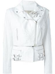textured zipper jacket Ermanno Scervino