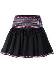 юбка с вышивкой 'Saxen'  Isabel Marant