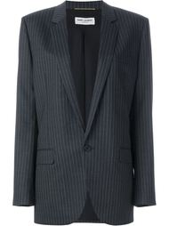 pinstripe blazer Saint Laurent