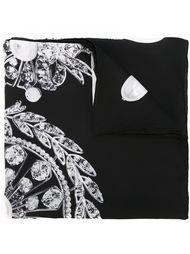 платок с изображением украшений Givenchy