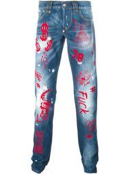джинсы 'Payday'  Philipp Plein