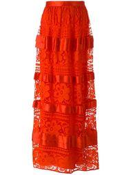 river lace long skirt Temperley London