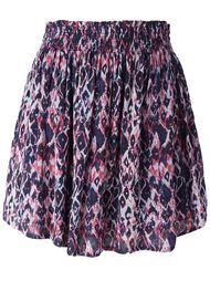 printed mini skirt Iro