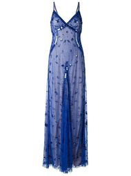 'Klementina' long dress Temperley London