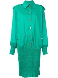 платье-рубашка  Moschino Vintage