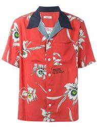 floral print shirt Valentino