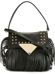 fringed crossbody bag Sara Battaglia