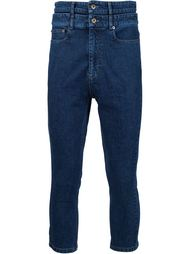 укороченные джинсы Y / Project