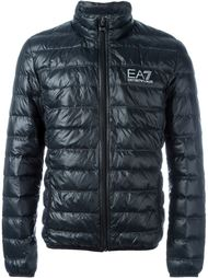 feather down padded jacket Ea7 Emporio Armani