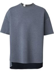 футболка из неопрена N. Hoolywood