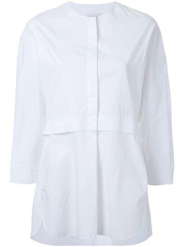 cocoon sleeve shirt Scanlan Theodore
