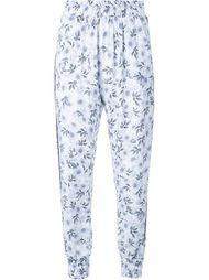 брюки с эластичным поясом  Mother Of Pearl