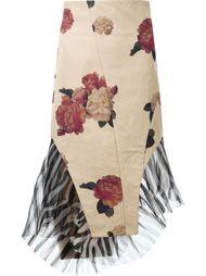 юбка с цветочным принтом Awake