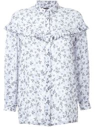 рубашка с цветочным принтом Mother Of Pearl