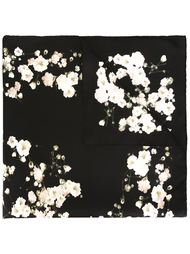 baby's breath printed scarf Givenchy