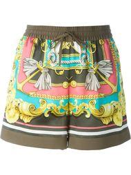 printed shorts Marco Bologna