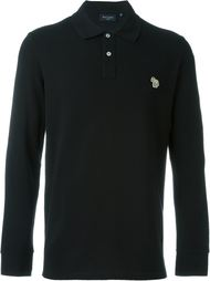 longsleeve zebra logo polo Paul Smith Jeans