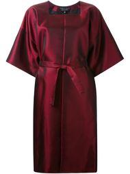 платье с поясом и широкими рукавами Iris Van Herpen