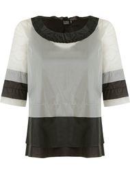 многослойная блузка  Fernanda Yamamoto