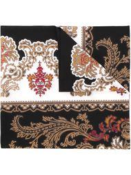 шарф с принтом банданы Givenchy