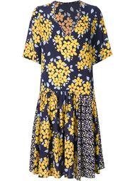 платье свободного кроя  Suno