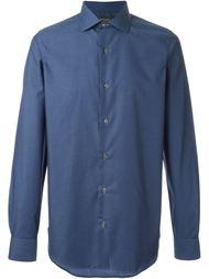 рубашка с точечным принтом Paul Smith London