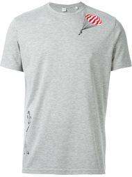 футболка с принтом парашюта Aspesi