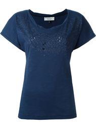 футболка с потерым эффектом  Murmur