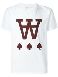 футболка 'AA Spades'  Wood Wood