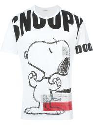 футболка с принтом Снупи Iceberg