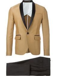 классический костюм с контрастным пиджаком Dsquared2