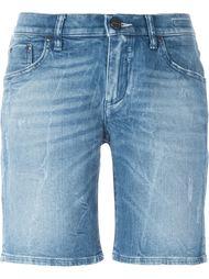 шорты с потертой отделкой Jacob Cohen