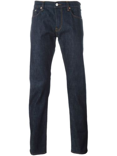 джинсы прямого кроя   Paul Smith Jeans