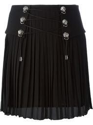 плиссированная юбка  Versus