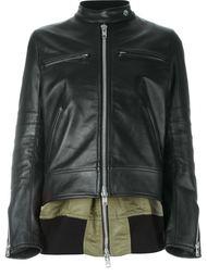 многослойная куртка Sacai