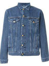 джинсовая куртка  Carhartt
