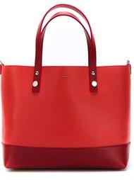 сумка-шопер в стиле колор-блок  Moncler