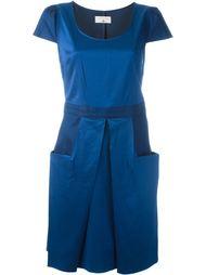 платье с короткими рукавами  Cotélac