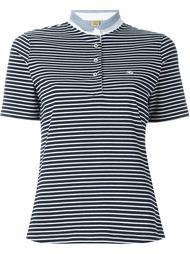 футболка-поло в полоску  Fay